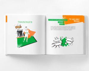 Mooijong brochures
